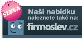 Firmoslev.cz - firemní slevy online